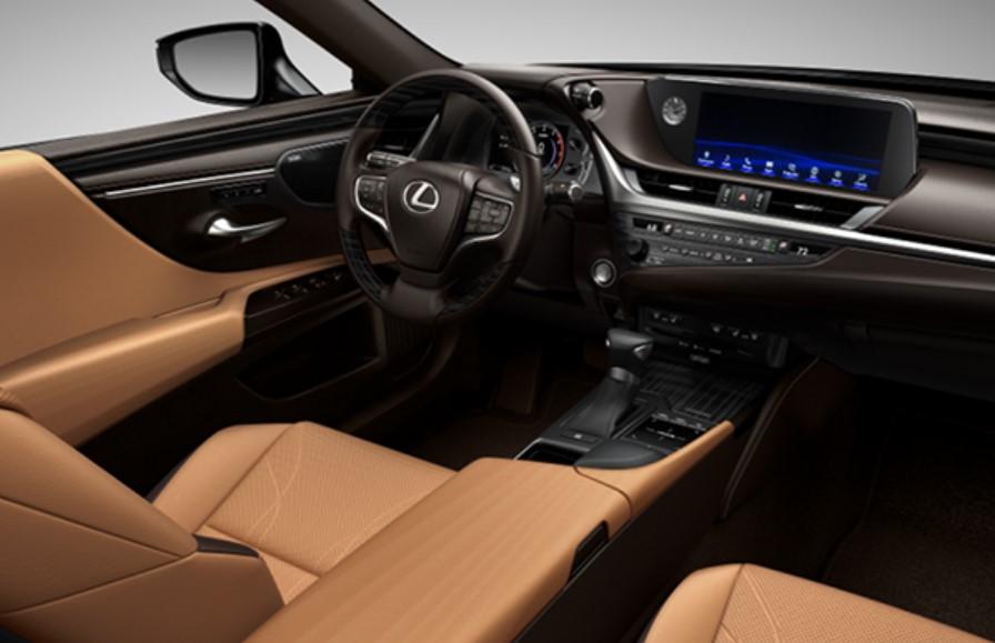 2021 Lexus ES Hybrid Release Date, Interior Concept