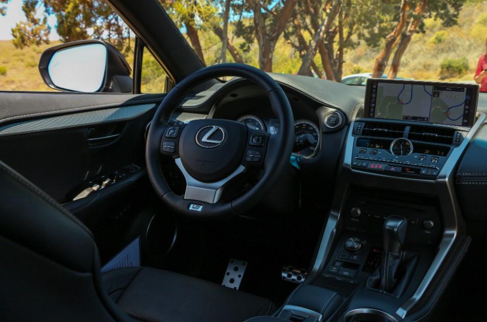 New 2021 Lexus NX 300h F Sport Specifications, Electric Interior New 2022 Lexus