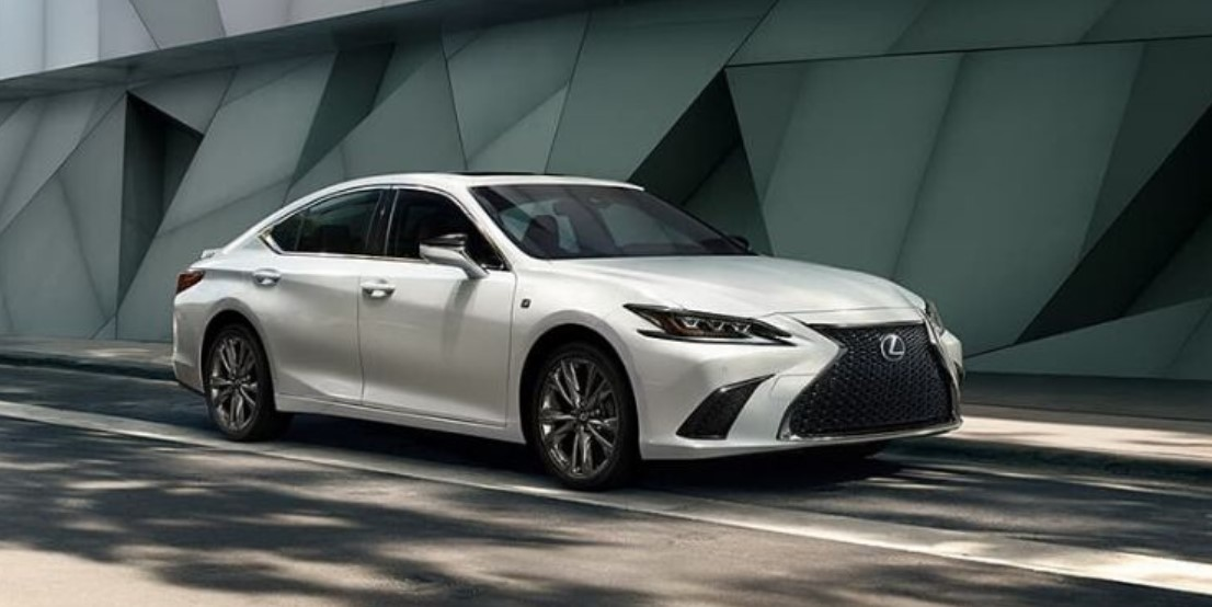 2022 Lexus ES 350 Specifications