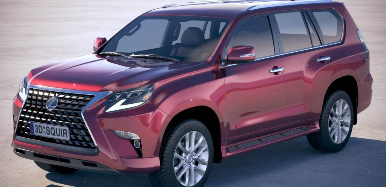 3 Lexus GX 3 Release Date, Transmission Changes