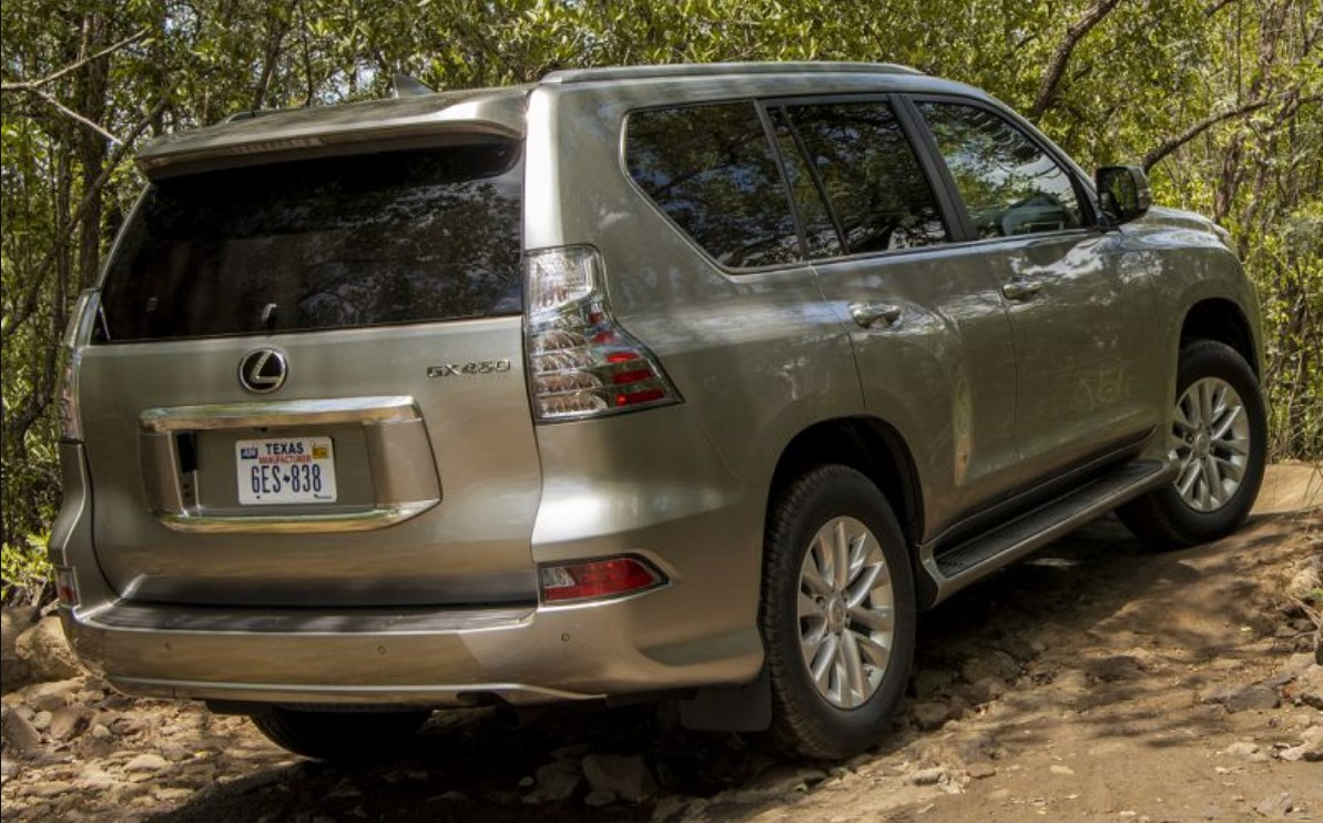 new 2022 lexus gx 460 rumor changes, transmission option