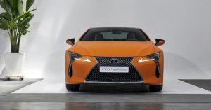 2022 Lexus LC 500h Redesign