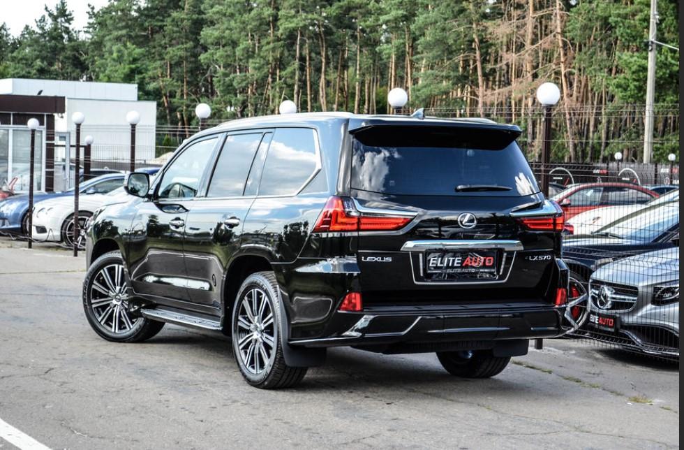 2022 Lexus LX 570 Price