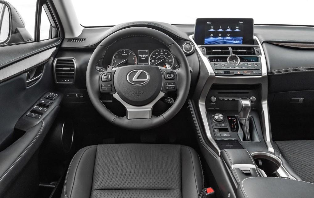 New 2022 Lexus NX 200t Performance Change, Electric Interior New 2022 Lexus