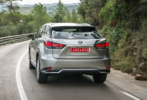 2022 Lexus RX 450h Hybrid Price