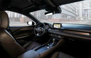 2022 Mazda 6 Sports Sedan Interior