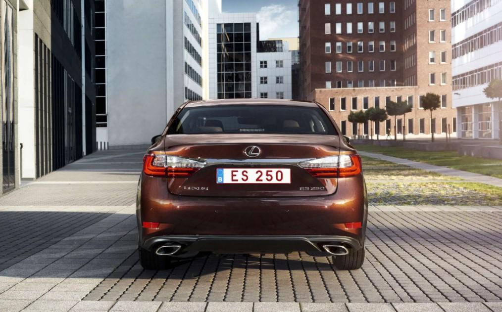 2021 Lexus ES 250 Redesign