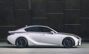 2021 Lexus IS 300 Release Date