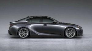 2021 Lexus IS Rumor Release