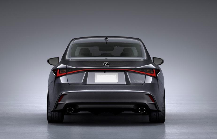 2021 Lexus IS Specification