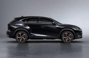 2021 Lexus NX Hybrid Color Change