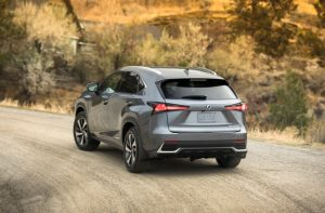 2021 Lexus NX Hybrid Color Concept