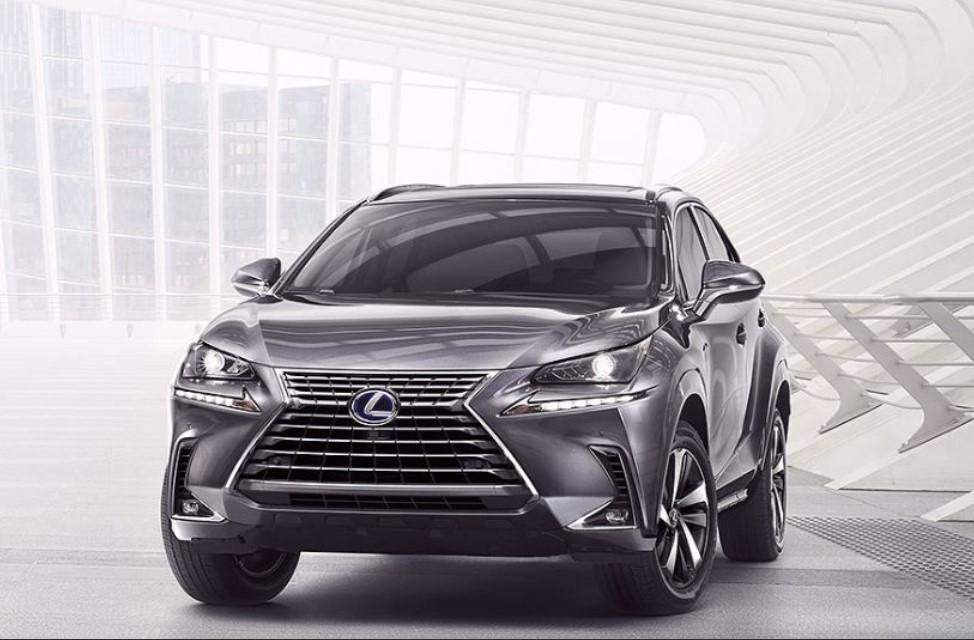 2021 Lexus NX Hybrid Redesign