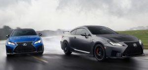 2021 Lexus RC F Release Date