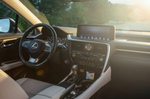 2021 Lexus RX 450hL Hybrid Interior