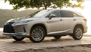 2021 Lexus RX 450hL Hybrid Rumor