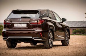 2021 Lexus RX350L Price