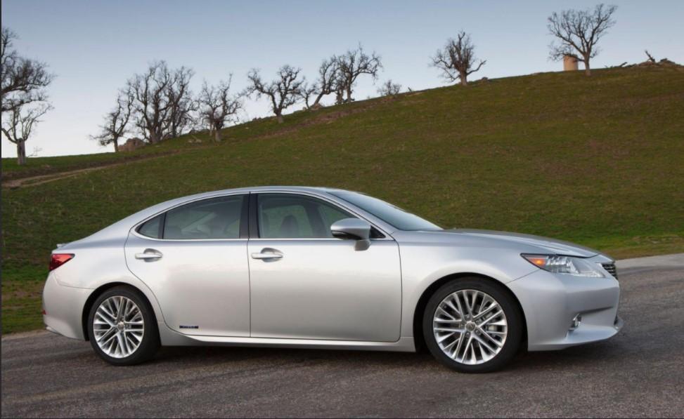 2022 Lexus ES300h Release Date
