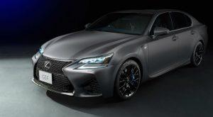 2022 Lexus GS Limited Color