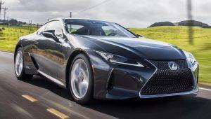 2022 Lexus LC Hybrid Release Date