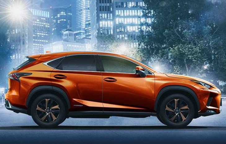 new 2022 lexus nx transmission rumor, electric interior