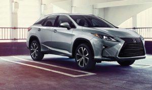 2022 Lexus RX 350 Luxury Rumor