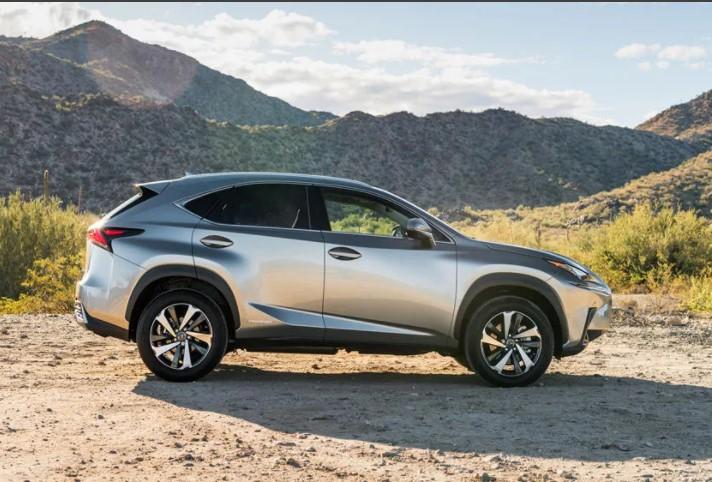 2022 Lexus NX300h Rumor Redesign