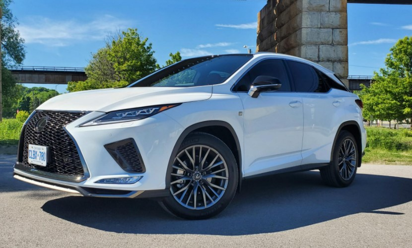 new 2022 lexus rx 450h f sport specification, electric