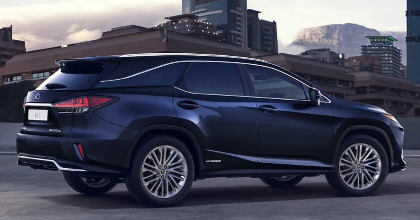 2022 Lexus RX Redesign