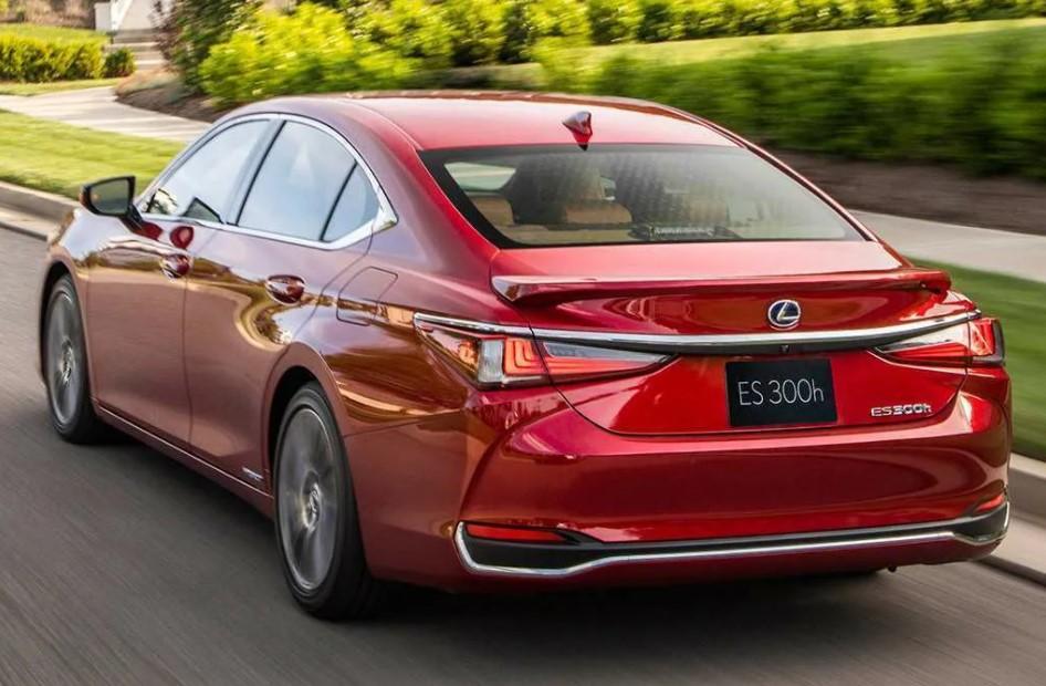 2022 Lexus ES300h Color Option