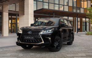 2022 Lexus LX 570 Inspiration Series Release Date