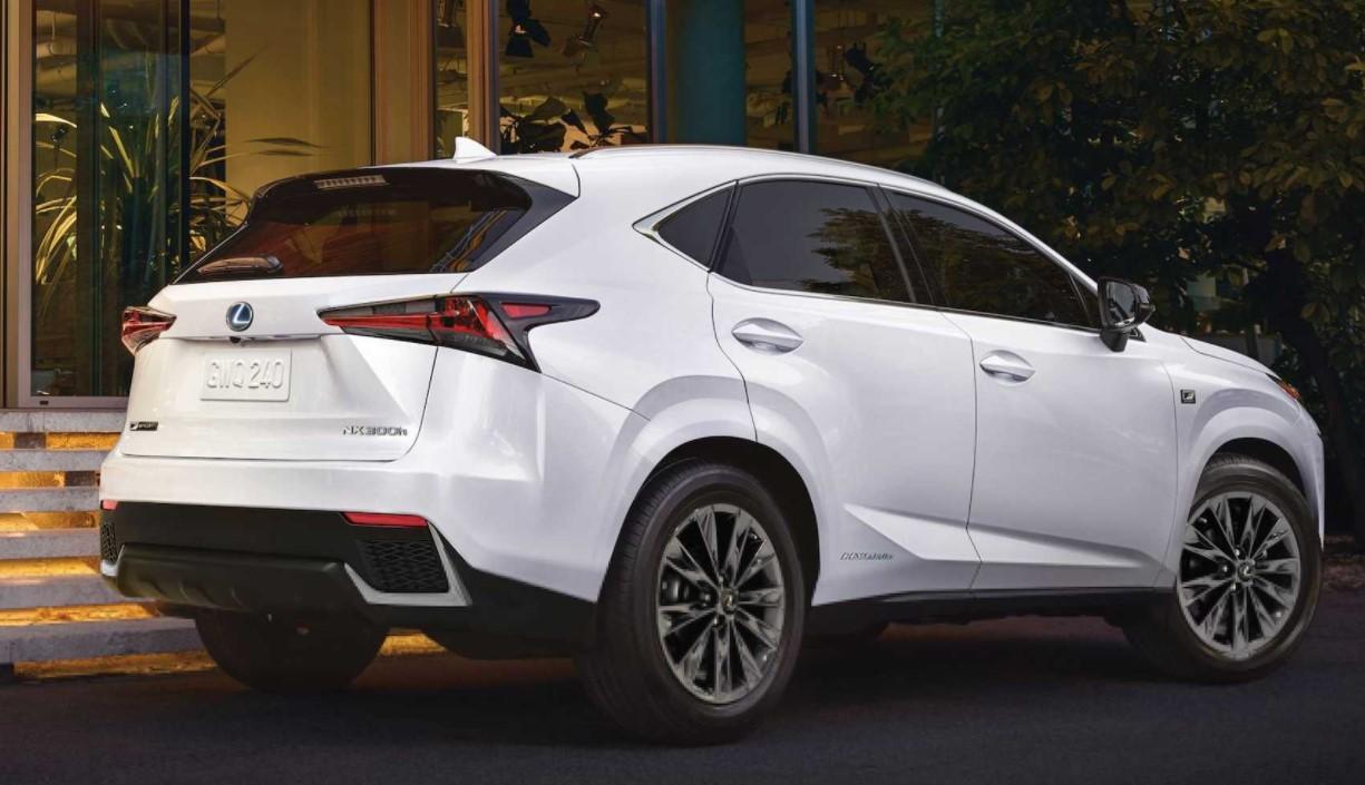 2022 Lexus NX 300 Price