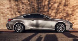 2022 Lexus RC 300 Specification