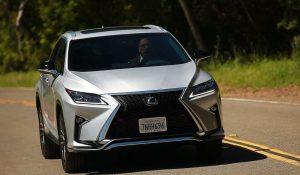 2022 Lexus RX 350 Release Date