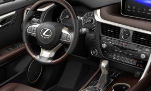 2022 Lexus RX 450h Interior