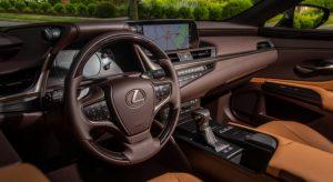 2022 Lexus GS Interior