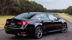 2022 Lexus GS Performance Rumor