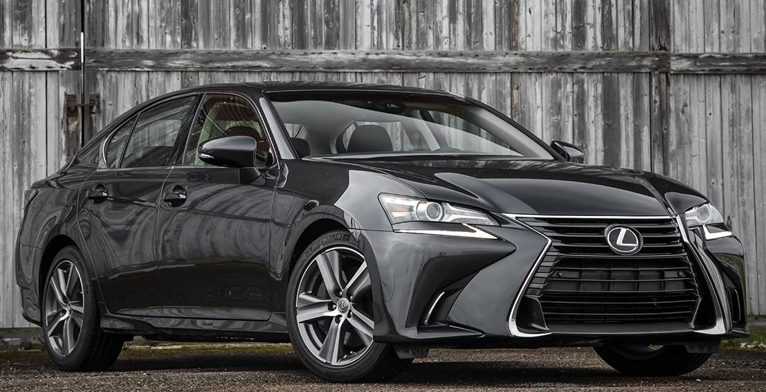 2022 Lexus GS Release Date