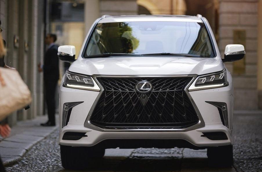 2022 Lexus LX 570 Release Date