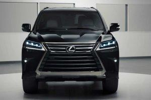 2022 Lexus LX Premier Options Specs