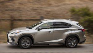 2022 Lexus NX 300 F Sport Price