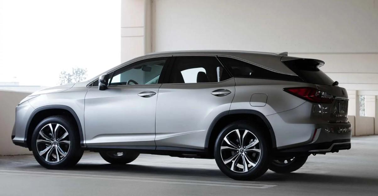 2022 Lexus RX 350 Rumor