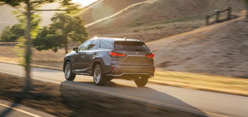 2022 Lexus RX 450h Specification