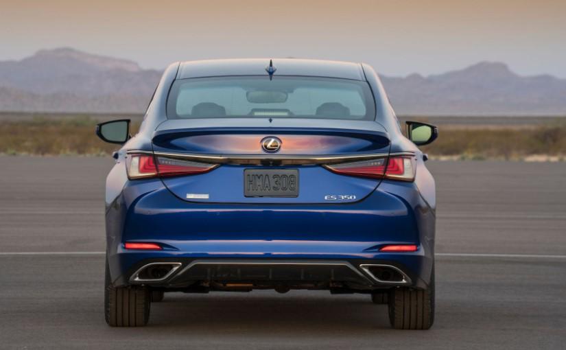 2022 Lexus ES 300h Hybrid Price