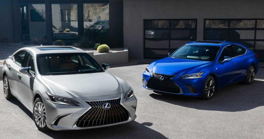 2022 Lexus ES 300h Hybrid Release Date