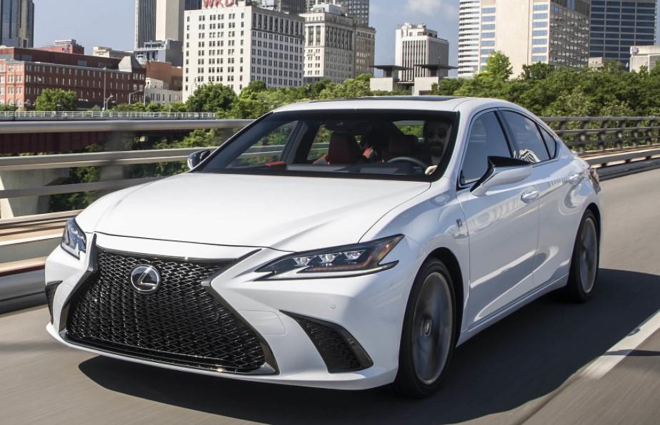 2022 Lexus ES 350 Automatic Transmission
