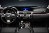 2022 Lexus GS F Interior