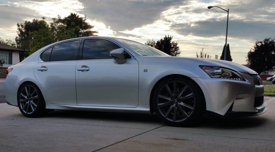 2022 Lexus GS F Release Date