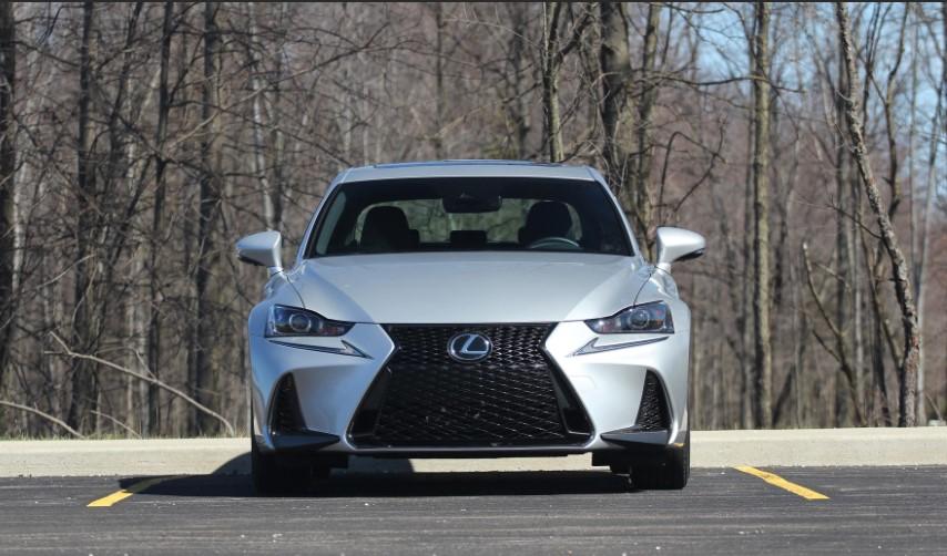 2022 Lexus IS Color Options