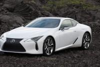 2022 Lexus LC 500 Release Date